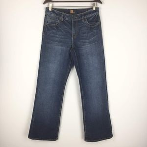 Kut from the Kloth Size 10 Wide Leg Jeans